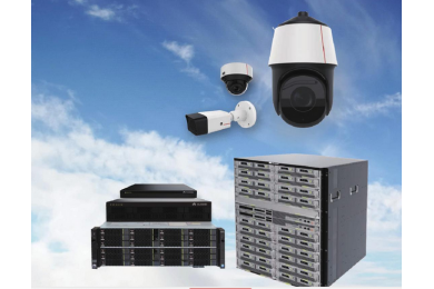 华为视频监控产品与解决方案手册